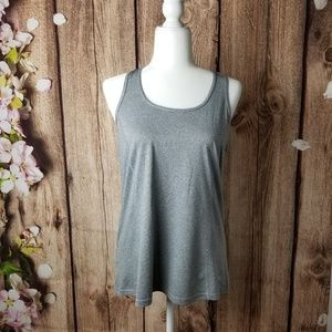 Danskin now racerback tank top size L
